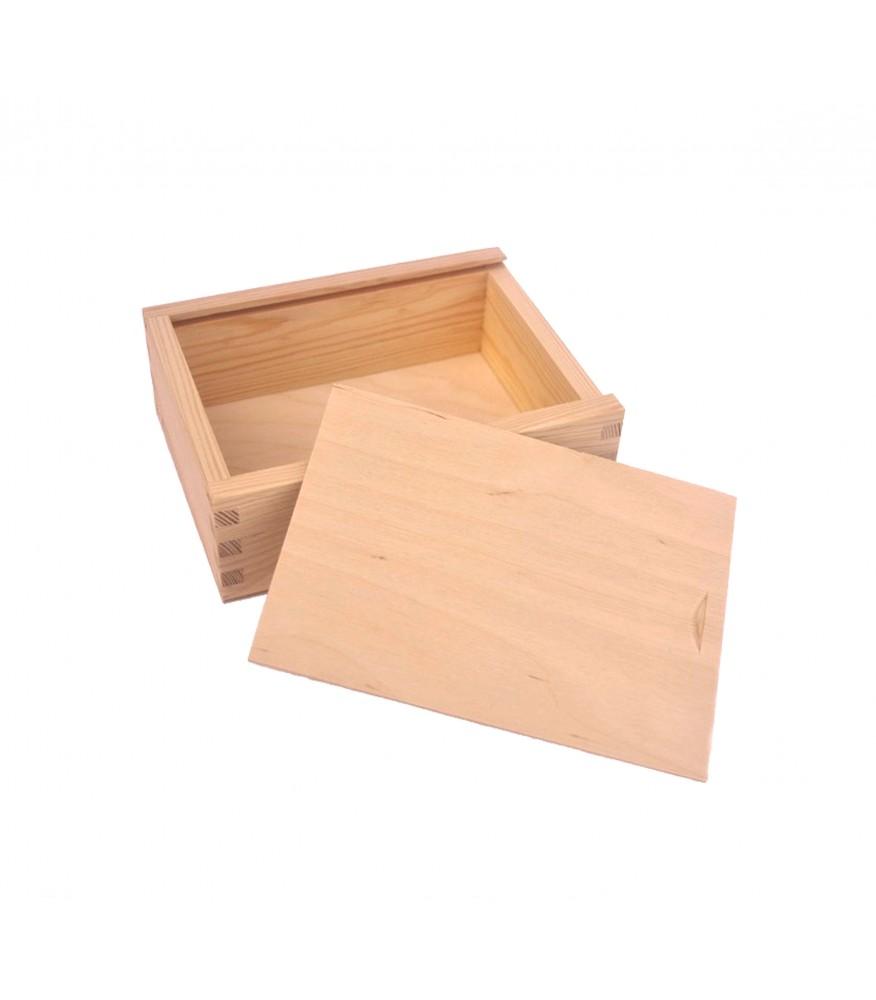 W Ultra Drewniane pudełko na zdjęcia - Producent wyrobów z drewna SW23