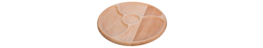 Tace do serów sushi drewniane deski do krojenia i siekania