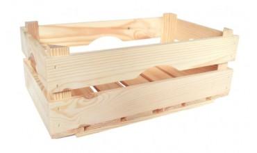 Drewniana skrzynka babci Helenki
